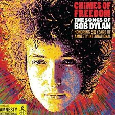 Chimes Of Freedom: Songs Of Bob Dylan (2012, CD NIEUW)4 DISC SET