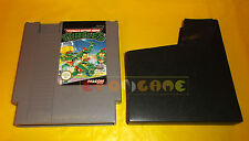 TEENAGE MUTANT HERO TURTLES Nintendo Ninja TMNT Nes PAL A ○○○ SOLO CARTUCCIA