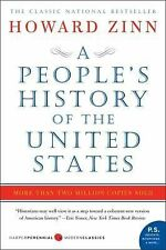A People's History of the United States by Howard Zinn (Paperback)
