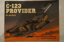 USAF C-123 Provider Aircraft Squadron Signal Reference Book