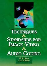 Techniques and Standards for Image, Video, and Audio Coding-ExLibrary