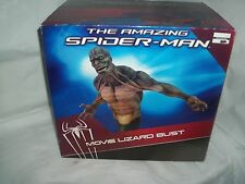 Diamond Select Ltd Edition 2012 Movie The Amazing Spider-Man LIZARD BUST Statue