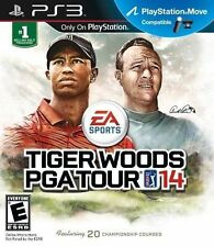Playstation 3 Tiger Woods PGA Tour 14 New