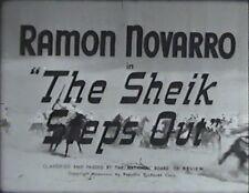THE SHEIK STEPS OUT 1937 (DVD) RAMON NOVARRO, LOLA LANE