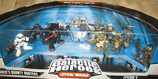 Star Wars Galactic Heroes - VADER'S BOUNTY HUNTERS  Playset EMPIRE STRIKES BACK