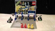 LEGO 6930 SPACE Supply Station Classic Vintage + Istruzioni 100%