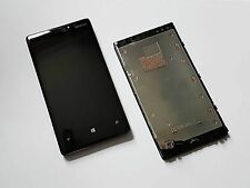 Replacement Nokia Lumia 920 LCD Display Touch Screen Digitizer Glass Full +FRAME