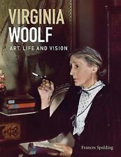 Virginia Woolf: Art, Life and Vision by Woolf, Virginia