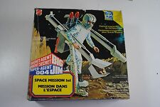 "BIG JIM MATTEL 004 ""SPACE MISSION SET "" RARE SPACE SET BOXED"