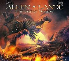 ALLEN LANDE - The Great Divide - CD