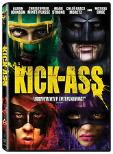 Kick-Ass (DVD, 2010, Audio English & Francais)
