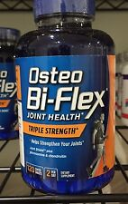 Osteo Bi-Flex Triple Strength, 120 Caplets Brand New Sealed
