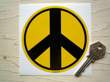 BAN THE BOMB STICKER VW Camper Beach Buggy 2CV Hippy