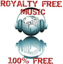 ROYALTY FREE MUSIC AUDIO CLIPS FOR MOVIES MUSIC VIDEO YOUTUBE EDITING PRODUCTION