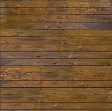 Canvas Brown Wood Floor Backdrop Faux Floor 3ft x 4ft Photo Prop #103428