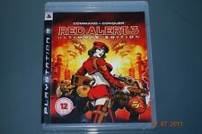 Command & Conquer Red Alert 3 Ultimate Edition PS3 Playstation 3