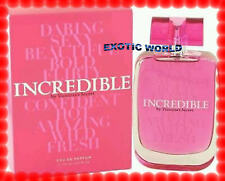 VICTORIA'S SECRET INCREDIBLE EAU DE PERFUME 1.7 FL OZ IN SEALED BOX