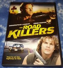 The Road Killers (R1 DVD 1993) Christopher Lambert Craig Sheffer RARE OOP TESTED