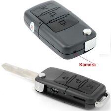 Llaves del coche con ocultos HD cámara Spy key clave espía mini cam-a24
