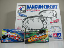 New Tamiya Dangun Tunnel Racers mini series Circuit Race Track + DR5+DR6 Racer