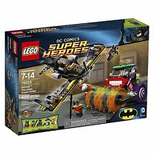 LEGO Batman The Joker Steam Roller (76013)