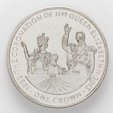 Isle of Man Royal Family Coin Crown Coin (AG71)