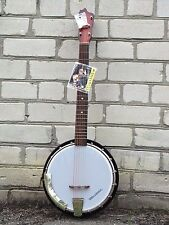 MUSIMA BANJO 6-Strings made in GERMANY