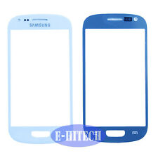 Samsung Galaxy S3 Mini i8190 White Lens Glass Front Screen Outer SIII
