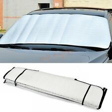 Applied Foldable Car Windshield Visor Cover Block Front Rear Window Sun Shade