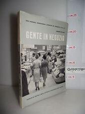 LIBRO A.De Biasi GENTE IN NEGOZIO vendita psicologia cliente 9^ed.1968 ampliata