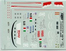 FERRARI 550 MARANELLO N°0 ROAD ATLANTA 2002 BBR DECALS 1/43
