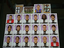 FIGURINE CALCIATORI PANINI 2006-07 SQUADRA PARMA CALCIO FOOTBALL ALBUM