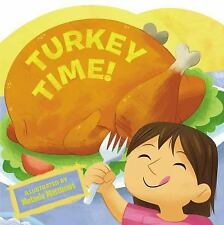 Turkey Time! (Thanksgiving Board Books)