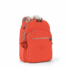 BNWT Kipling CLAS Seoul B Laptop/Backpack CORAL ROSE C New SPF2016 RRP £84
