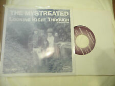 "THE MYSTREATED""LOOKING RIGHT THROUGH -disco 45 giri  DESTINATION UK 1994""NUOVO"