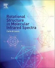 Rotational Structure in Molecular Infrared Spectra by Carlo di Lauro (2013,...