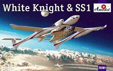 1:72 Amodel #72201  White Knight & SS1  NEU/OVP !!!