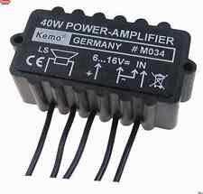 KEMO M034 40 W Verstärker amplifier