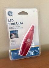 GE LIGHTWEIGHT LED BOOK LIGHT