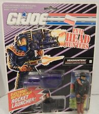 GI JOE ~ 1992 HEADHUNTERS ~ HEADMANS NARCOTICS GUARD ~ moc mosc