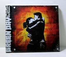 """GREEN DAY 21st Century Breakdown 3 x 10"""" VINYL LPs + CD BOOK/BOX Sealed 46 Pages"""