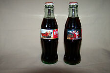 COKE-COLS BOTTLE 1996 CHRISTMAS  FULL =1  BOTTLE =very good shape
