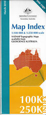 South Palmer River (QLD)  7865   1:100,000 NATMAP  topographic map  new, freepos