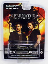 Greenlight Hollywood Supernatural - 1967 Chevrolet Impala Sport Sedan 1:64 Scale