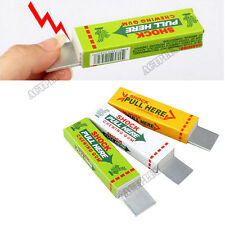 Joke Chewing Gum Pull Head Electric Shock Prank Trick Shocking Funny Gift ACT