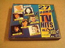 2-CD BOX / 27 VLAAMSE TV HITS VOL. 2