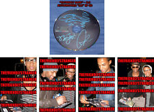 "JLS - ALL 4 signed 6 TRACK ""EVERYBODY IN LOVE"" CD - EXACT PROOF Aston Merrygold"