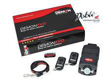 New Remote Controlled Datatool Demon Evo Motorcycle ATV Scooter alarm Self Fit