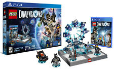 *AUS STOCK* New Sealed * 71171 LEGO Dimensions Starter Pack - Playstation 4 PS4