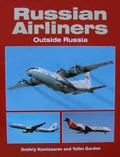 Russian Airliners Outside Russia livre,book,buch,boek,libro